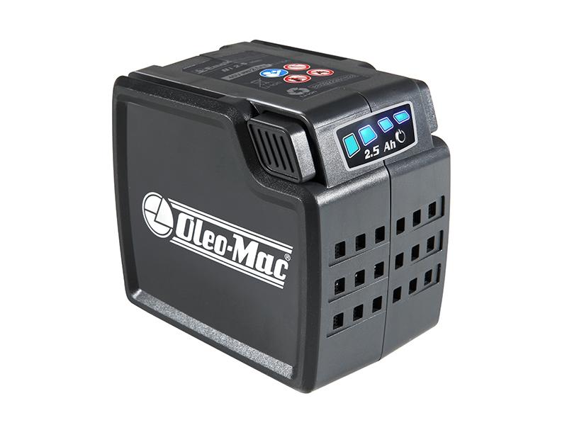 电池 Bi2.5 OM
