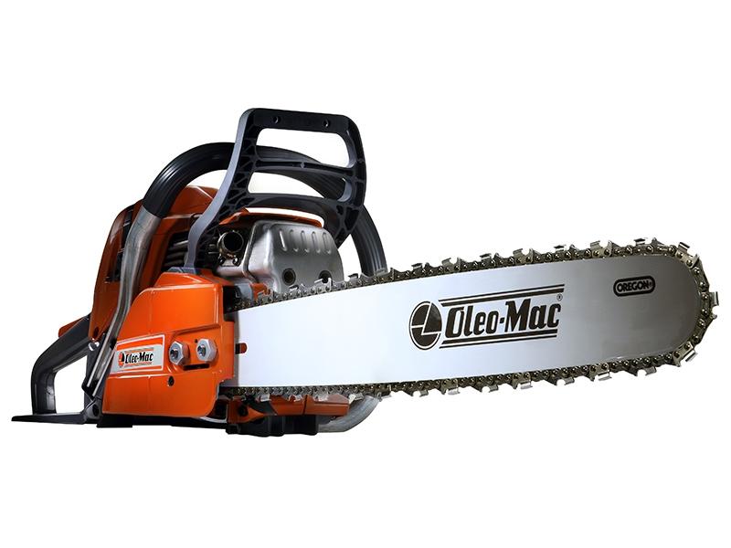 专业级伐木油锯 GS650